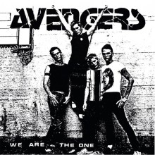 """AVENGERS - We are the one 7"""""""