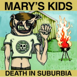 MARYS KIDS - Death in Suburbia 10""