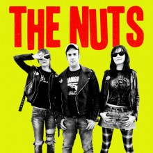 """NUTS, THE - s/t 7"""""""