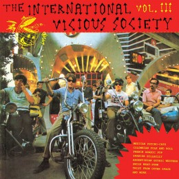V/A - THE INTERNATIONAL VICIOUS SOCIETY Vol.3 LP