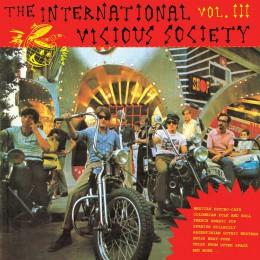 V/A - THE INTERNATIONAL VICIOUS SOCIETY Vol.3 LP
