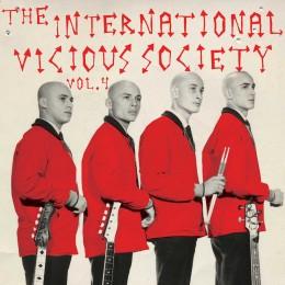 V/A - THE INTERNATIONAL VICIOUS SOCIETY Vol.4 LP