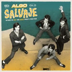 V/A - ALGO SALVAJE Vol.2 2xLP