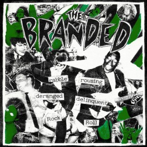 """BRANDED, THE - Come on over 7"""""""