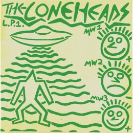 CONEHEADS, THE - L.P.1. LP
