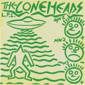 CONEHEADS, THE - L.P.1. LP