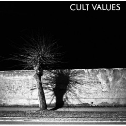 CULT VALUES - s/t LP