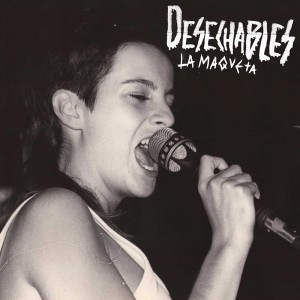 DESECHABLES - La Maqueta LP