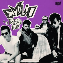 EMILIO E A TRIBU DO RUM - s/t LP