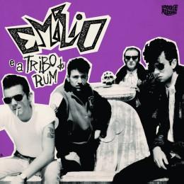 EMILIO E A TRIBU DO RUM - s/t LP