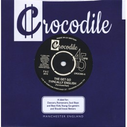 GET GO, THE - Typically English 7""