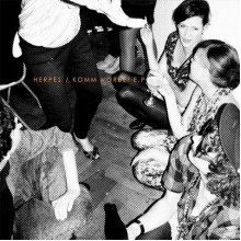 HERPES - Komm Vorbei LP