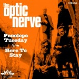 OPTIC NERVE, THE - Penelope Tuesday / Here to stay 7""