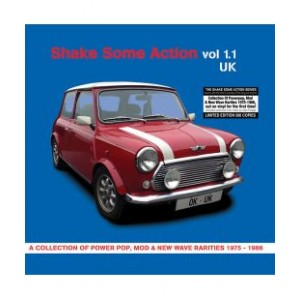V/A - SHAKE SOME ACTION Vol.1 LP