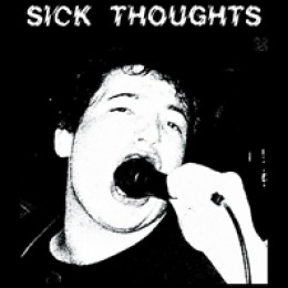 SICK THOUGHTS - Last Beat of Death LP