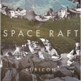 SPACE RAFT - Rubicon LP (red vinyl)