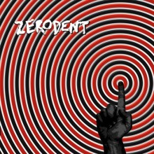 ZERODENT - s/t LP