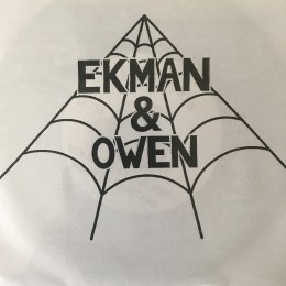 EKMAN & OWEN - New Orleans to Helsinki / Gonna Go Downtown 7""