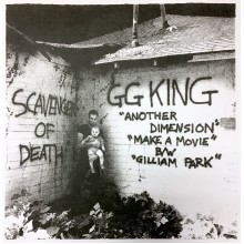 GG KING - Another Dimension 7""