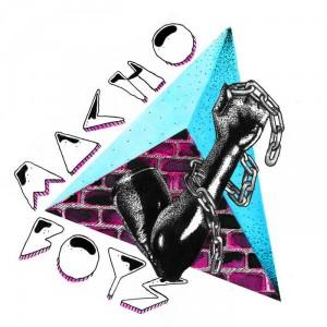 MACHO BOYS - s/t LP