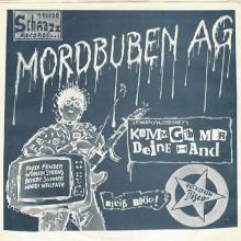 "MORDBUBEN AG - Bleib Blöd 7"""