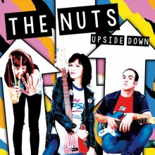 THE NUTS - Upside Down LP