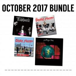 OCTOBER 2017 BUNDLE