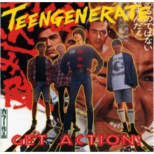 TEENGENERATE - Get Action LP