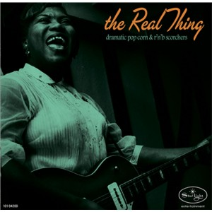 V/A - THE REAL THING LP
