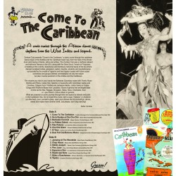 V/A - COME TO THE CARIBBEAN LP