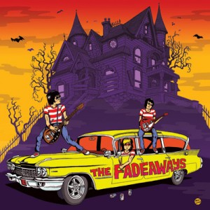 FADEAWAYS, THE - Raw, Wild and Wretched LP
