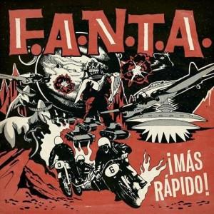 F.A.N.T.A. - Mas Rapido! LP