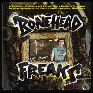 V/A - BONEHEAD FREAKS LP
