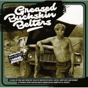 V/A - GREASED BUCKSKIN BELTERS LP