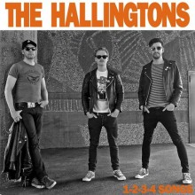 HALLINGTONS, THE - 1-2-3-4 Songs 7""