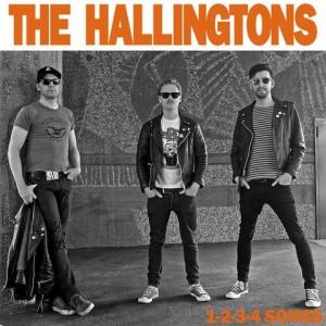 "HALLINGTONS, THE - 1-2-3-4 Songs 7"""