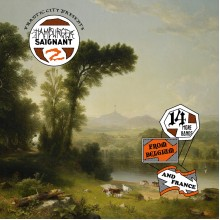 V/A - HAMBURGER SAIGNANT 2 LP