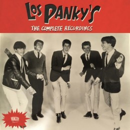 LOS PANKYS - The Complete Recordings LP