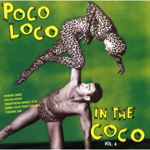 V/A - POCO LOCO IN THE COCO Vol.4 LP