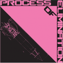 "PROCESS OF ELIMINATON - s/t 7"""