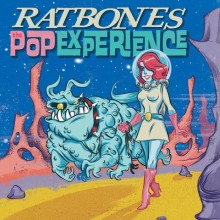 RATBONES - The Pop Experience 7""