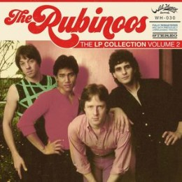RUBINOOS, THE - The LP Collection Vol.2 3LP