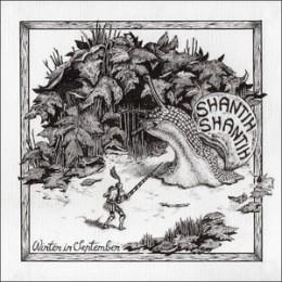SHANTI SHANTI - Winter in September LP