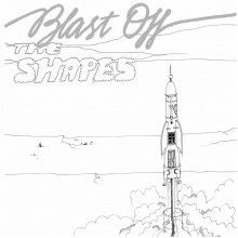 THE SHAPES - Blast Off 7""