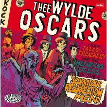 WYLDE OSCARS, THEE - Tales of treachery...  LP