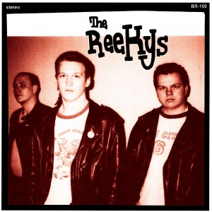 REEKYS, THE - s/t LP