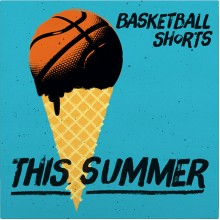 BASKETBALL SHORTS - This Summer 7""