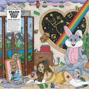 PEACH KELLI POP - Gentle Leader LP (color vinyl)
