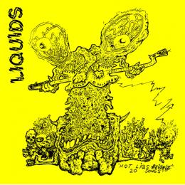 LIQUIDS - Hot Liquids Revenge LP