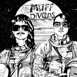 MUFF DIVERS - Dreams of the gentliest texture LP